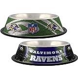 Hunter MFG Baltimore Ravens Dog Bowl