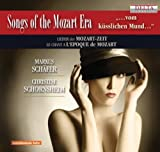 Songs of the Mozart Era