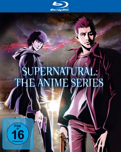 The Anime Series [Blu-ray]