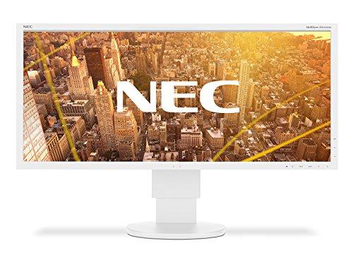 """NEC MultiSync ea295wmi 29 """"TFT / IPS PC a schermo piatto bianco - PC a schermo piatto (73,7 cm (29), 2560 x 1080 Pixel, LCD, 6 ms, 300 cd / m², bianco)"""