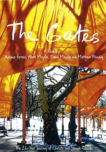 Christo & Jeanne Claude\'s: The Gates, 1 DVD