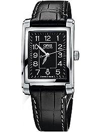 Oris Damen-Armbanduhr Armband Aligatorleder Schweizer Automatik 56176564034LS