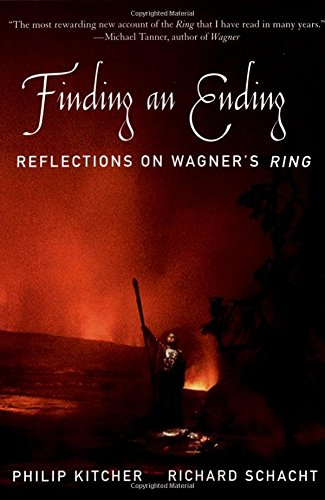 Finding an Ending: Reflections on Wagner's Ring por Philip Kitcher