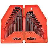 Rolson 40345 Hex Key - 30 Pieces