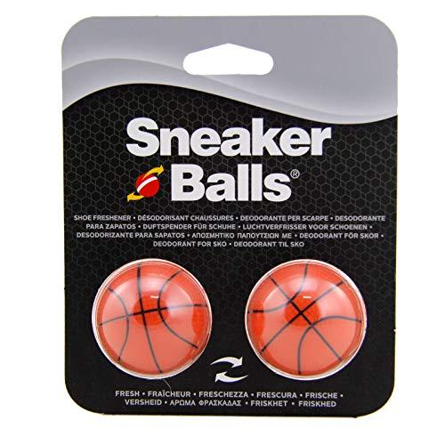 Sneaker Balls für Schuhe Schuhdeo Lufterfrischer Sneakerballs Sportschuhe (Basketball)