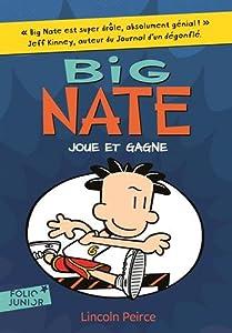 """Afficher """"Big Nate n° 6 Big Nate joue et gagne"""""""