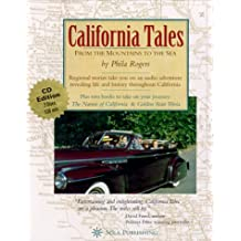 California Tales: From the Mountains to the Sea with Book and CD (Audio)