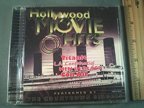Hollywood Movie Hits (Titanic,Men in Black,The Saint,Con Air,Who Framed Roger Rabbit, And More) (1998-05-03)