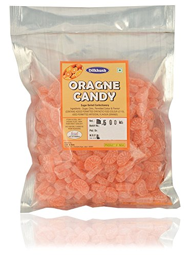 Dilkhush Orange Candy (500 Gms.)