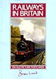 RAILWAYS IN BRITAIN ON OLD PICTURE POSTCARDS