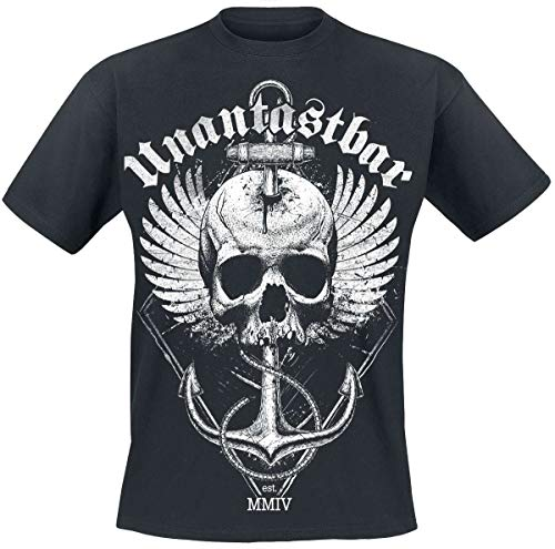 Unantastbar - Nie Wieder Fallen T-Shirt, Größe: M