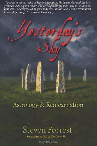 Yesterday's Sky by Forrest, Steven (2008) Paperback