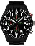 Astroavia Orologio da Polso Cronografo da Uomo Acciaio Inox N55BS