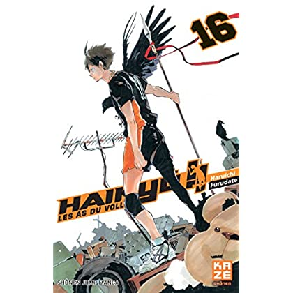 Haikyu !! - Les As du volley T16
