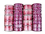 0,50Euro/Meter Geschenkbänder Chiffon Geschenkband