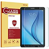 Samsung Galaxy Tab E 9.6 Inch Glass Screen Protector, OMOTON? Tempered-Glass Protector with [9H Hardness] [Crystal Clear] [Scratch-Resistant] [Easy Installation],