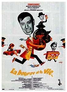 Your Money or Your Life Affiche du film Poster Movie La bourse ou la vie (11 x 17 In - 28cm x 44cm) French Style A