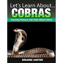 Cobras (Let's Learn About) (English Edition)