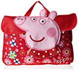 Peppa Pig , Kinder Kinderhandtasche Rot rot