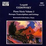 Godowsky: Baroque Transcriptions And Settings