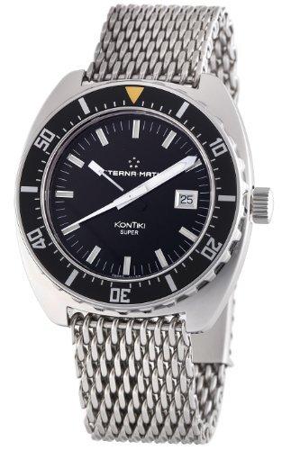 eterna Herren 1973.41.41.1230Super Kontiki Heritage Watch von eterna Uhren