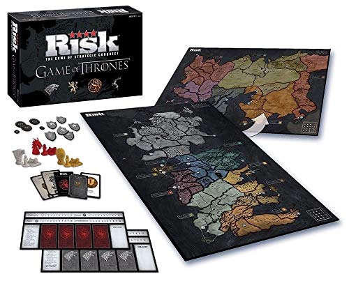 Juego De Tronos - Risk Eleven Force S.L