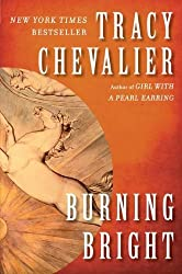 Burning Bright by Tracy Chevalier (2008-02-26)