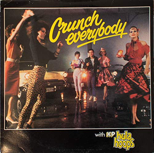 Crunch Everybody With KP Hula Hoops - Various LP