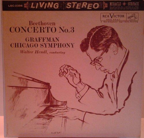 Concerto No. 3 In C Minor, Op. 37 [Vinyl LP]