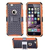 iPhone 6 Coque,iPhone 6S Coque, Fetrim Armor Support Protection Étui,anti chocs...