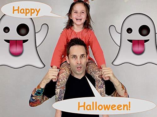 Fröhliches Halloween von Silly Billy Toys!