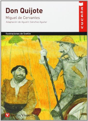 Don Quijote - Cucaña (Colección Cucaña) - 9788431676377 por Miguel Cervantes Saavedra