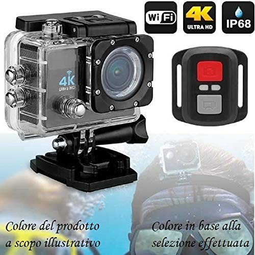 Pro CAM 4 K Sport Action Wifi DV Camera Ultra HD 16 MP Unterwasser-Videokamera 30 MT Mini Digitaler CAMCORDER