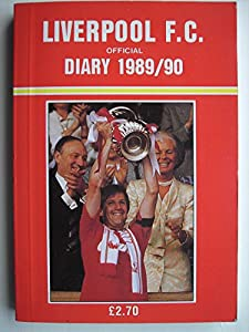 Liverpool F.C. Official Diary 1989/90 from Liverpool F.C.