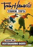 Tony Hawk's Trick Tips: Volume 1 - Skateboarding Basics [DVD]