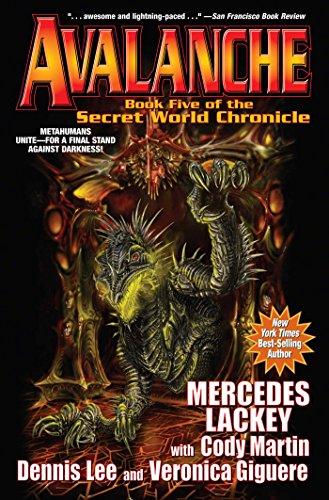 Avalanche (Secret World Chronicle, Band 5)