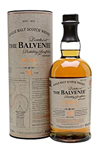 Balvenie 14 Year Old / Peated Triple Cask / 70cl by Balvenie