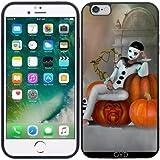 SilikonHülle für Iphone 6/6S Plus - Pumkin Clown by Illu-Pic.-A.T.Art