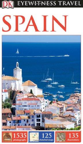 DK Eyewitness Spain (Dk Eyewitness Travel Guides Spain)