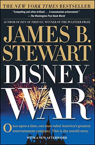 Disneywar por James B. Stewart