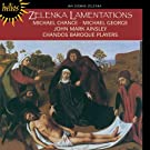 Zelenka: The Lamentations of Jeremiah
