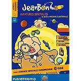 Les Enquêtes de Jean Bon + DVD bonus, 6-9 ans