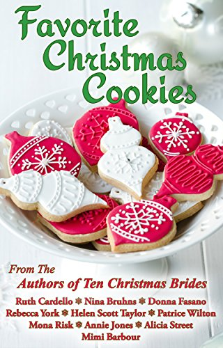Favorite Christmas Cookies por Ruth Cardello