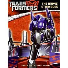 Transformers: The Movie Storybook by Kate Egan (2007-05-22)