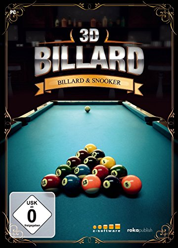 3D Billard - Billard & Snooker [Download]