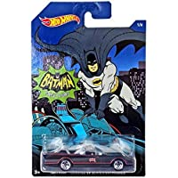 Hot Wheels 2015 Batman Classic Tv Series Batmobile 1 Of 6