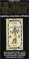 Les tarots égyptiens par Tuan