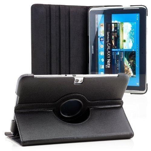 Saxonia Samsung Galaxy Note 10.1 (GT-N8000) Hülle Case Tablet Tasche Schutzhülle (360°)...