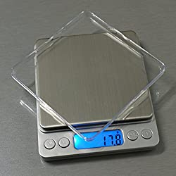 Alcoa Prime 100% Brand new and high quality I2000 LCD Digital Electronic Jewelry Diamond Scale Precision Balance Weight
