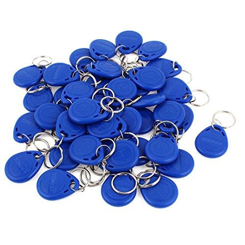 40pcs-blue-em4100-125khz-rfid-proximity-id-card-token-tag-key-ring
